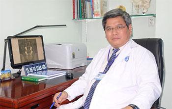 Bác sĩ giỏi về chuyên khoa Cột Sống ở TPHCM