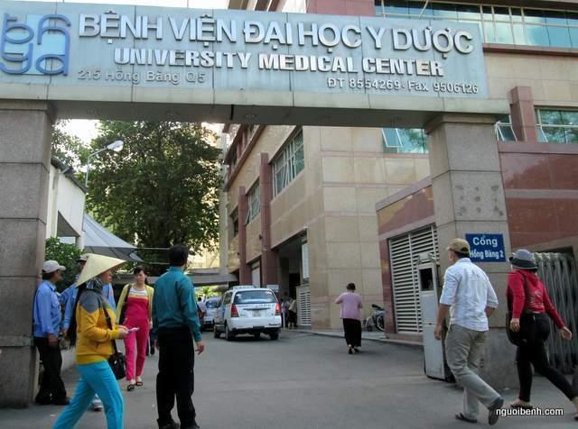Hướng dẫn kinh nghiệm khám bệnh tại bệnh viện Đại học Y dược Tphcm