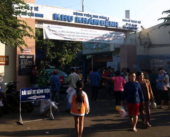 Quy trình khám thường, khám dịch vụ ở bệnh viện Nhi Đồng 1