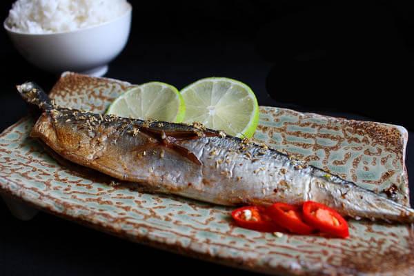 Cá thu Nhật nướng me - món ngon từ cá thu Nhật