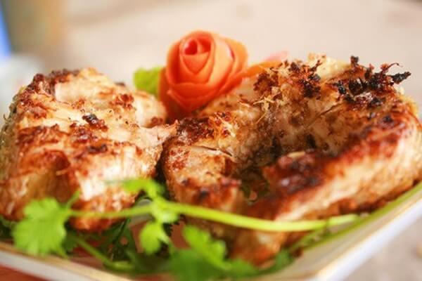 Cá nướng riềng sả là một trong những món cá được nhiều người lựa chọn