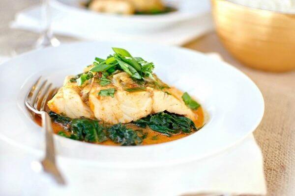 Cà ri cá hấp dẫn - Các món cá đãi tiệc, món ngon từ cá đơn giản dễ làm
