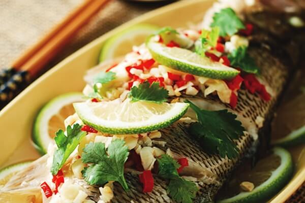 Cá nướng kiểu Thái - Các món cá đãi tiệc, món ngon từ cá đơn giản dễ làm