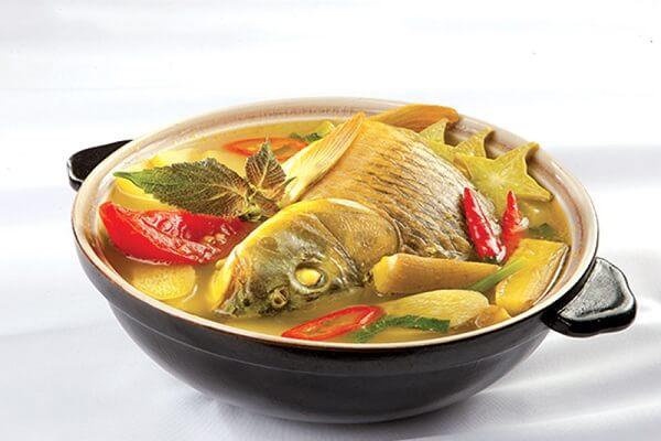 Cá chép nấu bung - món ngon từ cá chép