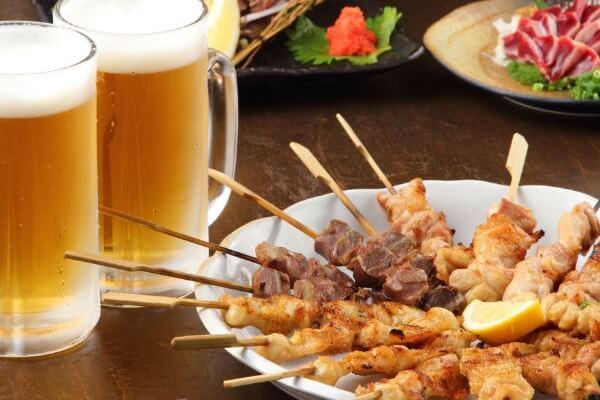 Các món nhậu với bia đơn giản, menu món nhậu quán bia bơi độc đáo
