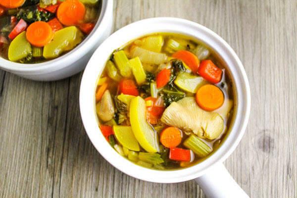 Các món súp đãi tiệc ngon, 18 món súp đơn giản, súp kiểu châu Âu