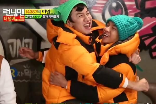 Tập 174 Running man Lee Seung Gi tham gia