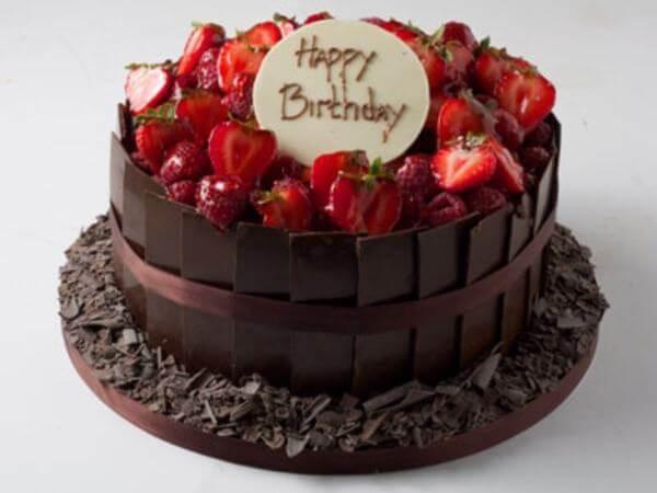 Cách làm bánh sinh nhật Socola đơn giản tại nhà