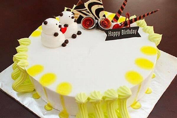 Cách làm bánh sinh nhật đơn giản tại nhà, bánh kem sinh nhật đẹp