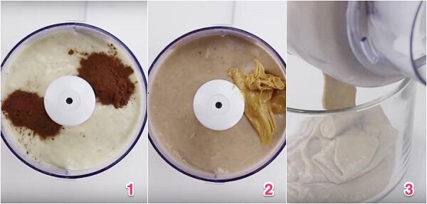 Bật mí cách làm kem chuối xay bằng máy xay sinh tố ngay tại nhà