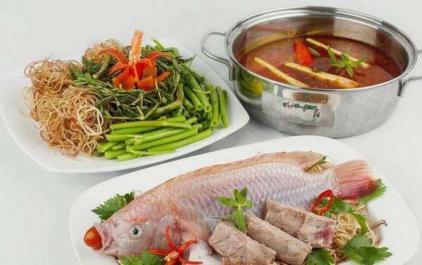 Công thức nấu lẩu thái cá diêu hồng vừa ngon vừa đơn giản