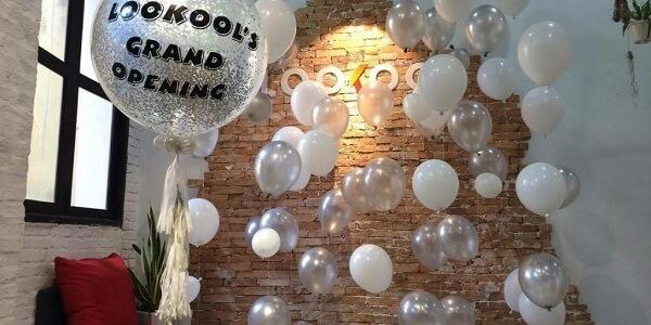 Cách trang trí sinh nhật bằng bóng bay độc đáo, đẹp mắt cho bé (tại nhà hoặc nhà hàng)