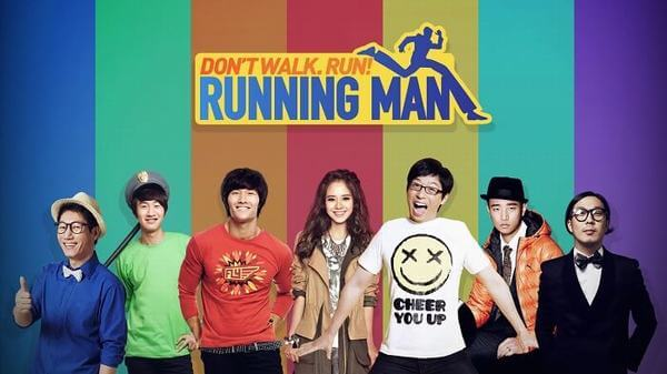 Running Man được chiếu vào 5pm KST - Danh sách khách mời Running man 2017 2018 mới nhất