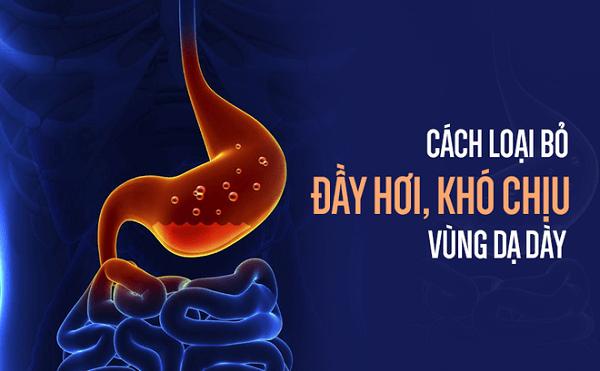 Khi bệnh nhân bị bệnh viêm đại tràng cấp và mạn tính cũng sẽ xuất hiện hiện tượng đau bụng trên rốn kèm theo là chứng đầy hơi, chướng bụng hay đi ngoài