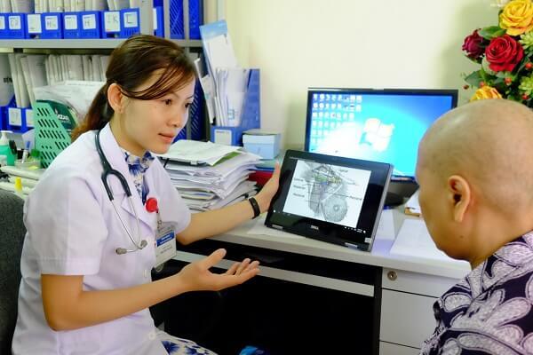 Đổi mới phong cách thái độ phục vụ của cán bộ y tế hướng tới sự hài lòng của người bệnh