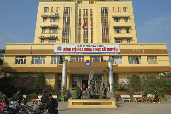 Giới thiệu bệnh viện đa khoa Y học cổ truyền Hà Nội và địa chỉ