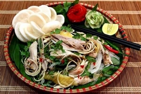 Cách làm gỏi gà bắp cải ngon giòn đậm đà hương thơm, khẩu vị ẩm thực Việt