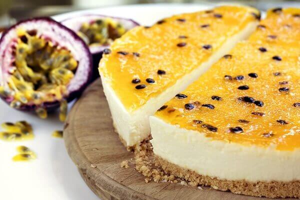 Bạn sẽ yêu ngay những miếng bánh cheese cake ngay từ lần đầu tiên