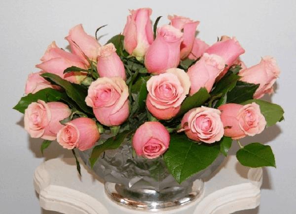Hình ảnh những bó hoa sinh nhật đẹp nhất thế giới, độc đáo ý nghĩa bằng tiền, đô la