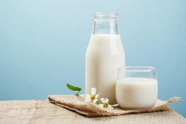 Sữa là loại thức uống khác mà người bị cao huyết áp nên uống.