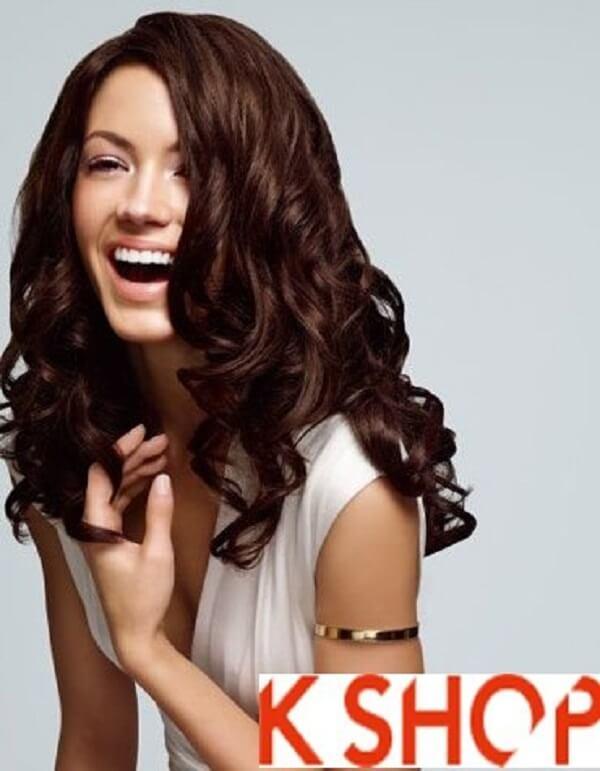 Tóc uốn xoăn - các kiểu tóc búi dự tiệc - Các kiểu tóc dự tiệc trẻ trung sang trọng, đơn giản dễ làm