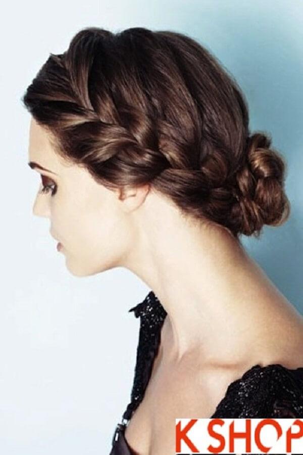 Tóc búi tết - các kiểu tóc dự tiệc sinh nhật - Các kiểu tóc dự tiệc trẻ trung sang trọng, đơn giản dễ làm