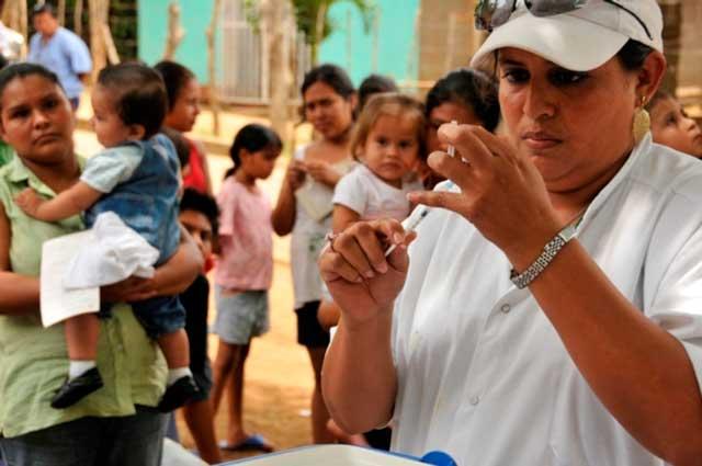 Đợt tiêm chủng vắc xin Influvac – Ảnh minh họa. Nguồn Google