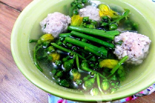 Món ăn gia đình miền nam – Canh bông mướp – Giúp em lên thực đơn hàng ngày cho gia đình miền Nam dễ làm