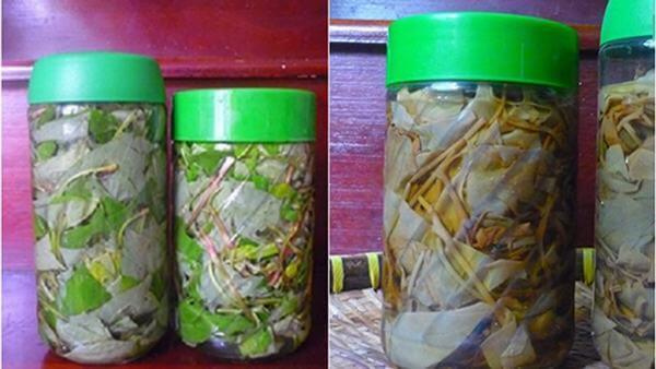 Trắng da mặt với rau diếp cá và rượu nếp quen thuộc là cách làm trắng da tự nhiên tại nhà vô cùng hiệu quả cho các chị em với nguyên liệu dễ tìm