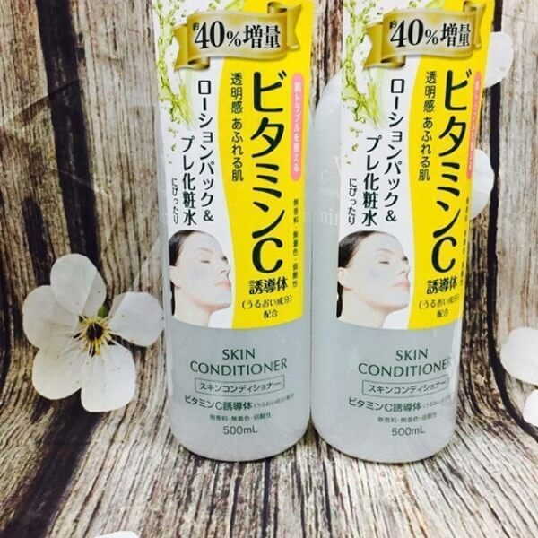 Toner Naris Up Skin Conditioner Vitamin C