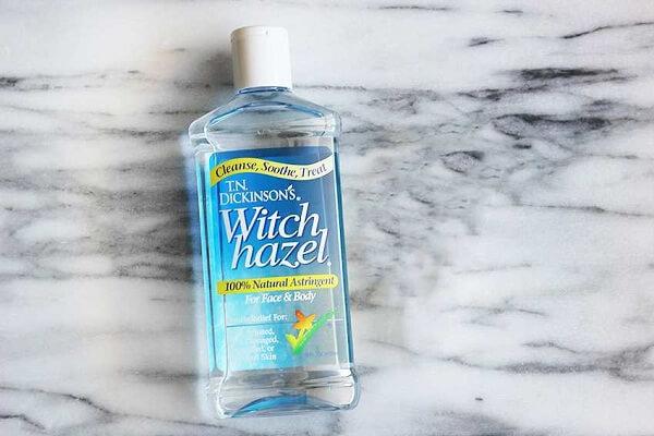 Nước hoa hồng Dickinson's Witch Hazel Astringent cho da dầu, mụn, da bị kích ứng (chai màu xanh)
