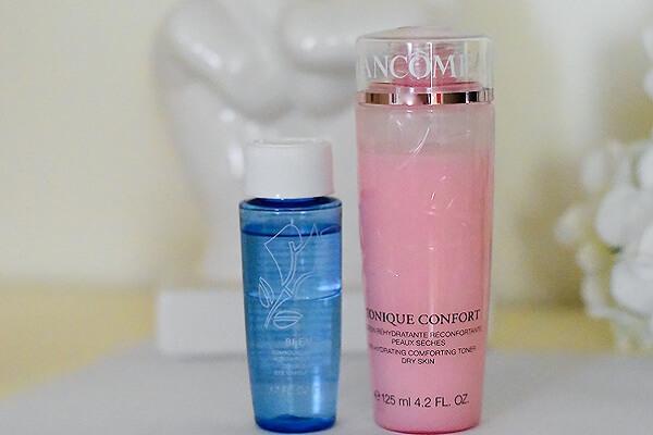 Nước hoa hồng Lancome Tonique Confort dành cho da thường và da khô (chai màu hồng)