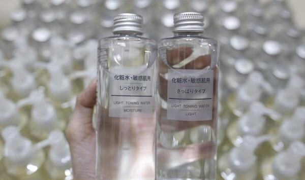 Review nước hoa hồng Muji Light Toning Water Hight Mositure cho da dầu
