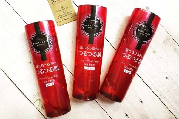 Review nước hoa hồng Shiseido có tốt cho da dầu, da khô không?