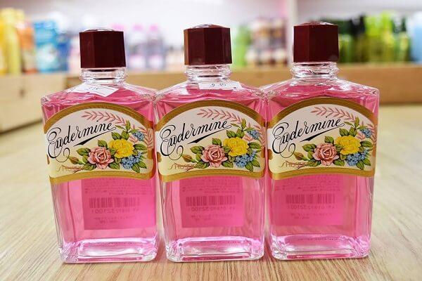 Nước hoa hồng shiseido eudermine dành cho mọi loại da