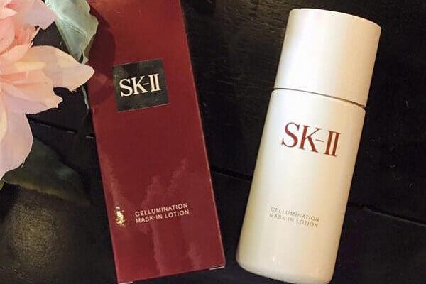 Nước hoa hồng SK2 (SK II) Cellumination Mask In Lotion dành cho mọi loại da (chai 100ml)
