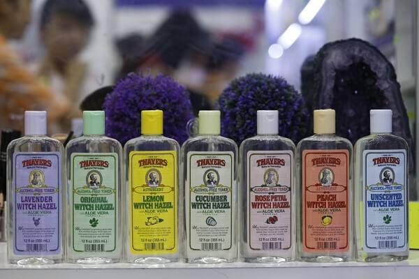 Nước hoa hồng không cồn Thayers Natural Remedies Alcohol free Toner