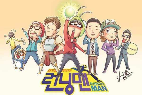Các tập Running Man hài hước và buồn cười nhất