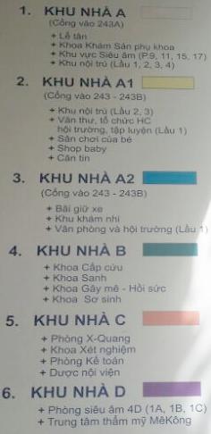 Tất cả những điều các mẹ cần biết khi sinh tại bệnh viện Phụ sản Mêkông TPHCM
