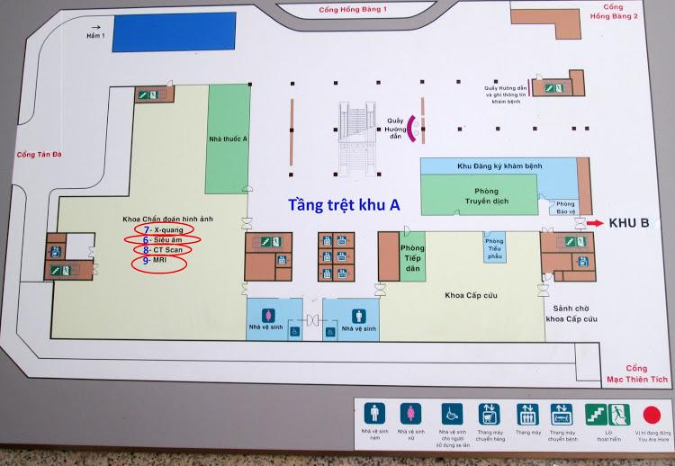 Hướng dẫn khám bệnh tại bệnh viện Đại học Y dược TPHCM