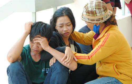 Gia đình của một bé bị tử vong do sốc phản vệ sau khi tiêm Quinvaxem tại Đăk Nông ngày 3/9