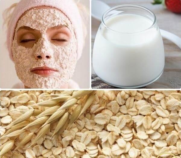 Mặt nạ yến mạch sữa tươi đang là một trong những phương pháp làm trắng da ... Sữa tươi và bột yến mạch chưa nhiều dưỡng chất giúp nưỡng làn da trắng sáng