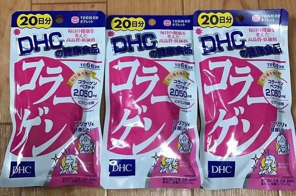 Tác dụng của Collagen Nhật Bản Dhc