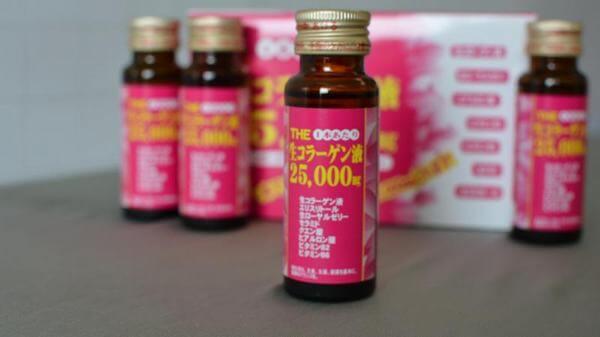 Collagen tươi Nhật bản 25.000mg giúp bổ sung collagen cho cơ thể, ngăn ngừa lão hóa da, hạn chế hình thành nếp nhăn