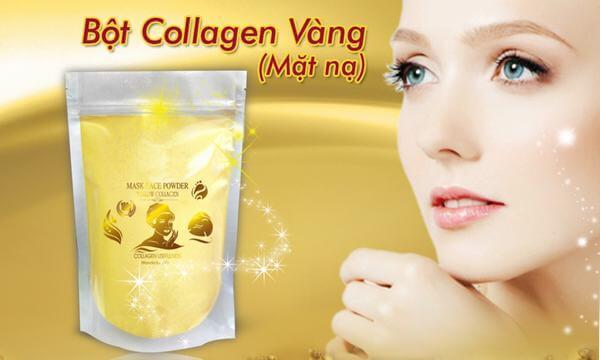 Một trong số hình thức của phương pháp này là mặt nạ collagen. Bạn có thể mua hoặc tự làm mặt nạ tại nhà.