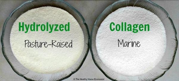 Hydrolyzed collagen khác với những collagen thường là nó không ... có tác dụng gì ngoài chức năng là một chất giữ ẩm