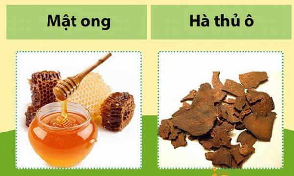 Mật ong và Hà thủ ô có những công dụng, tác dụng gì? Cách sử dụng để chữa trị bệnh như thế nào? Hướng dẫn cách ngâm mật ong với hà thủ ô