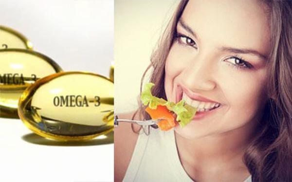 Tác dụng của omega 3 với làm đẹp, đối với sức khỏe phụ nữ