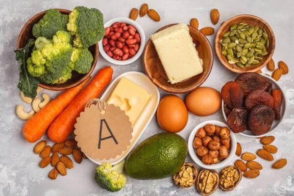 Tác dụng của Vitamin A đối với da và sắc đẹp phụ nữ