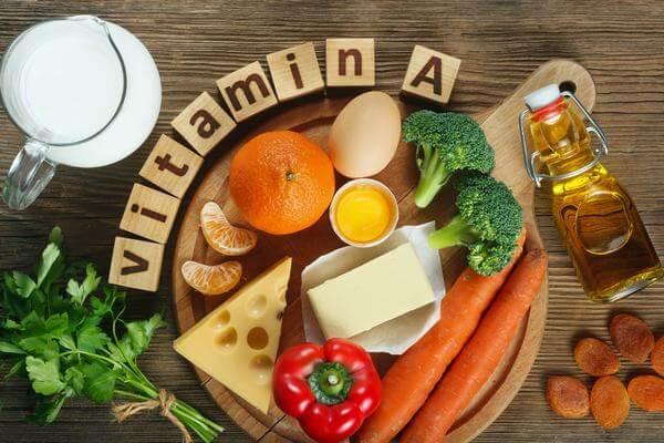 Vitamin A có tác dụng gì với đôi mắt